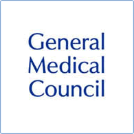 Company Logo Image, Business working with Search Consultancy, General Medical Council