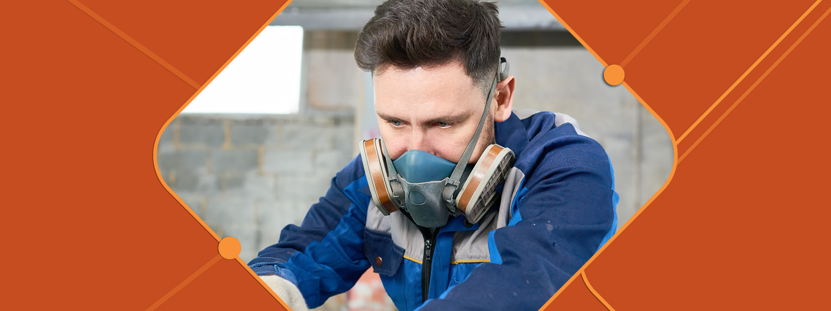 Face fitting masks – The importance of safety in construction
