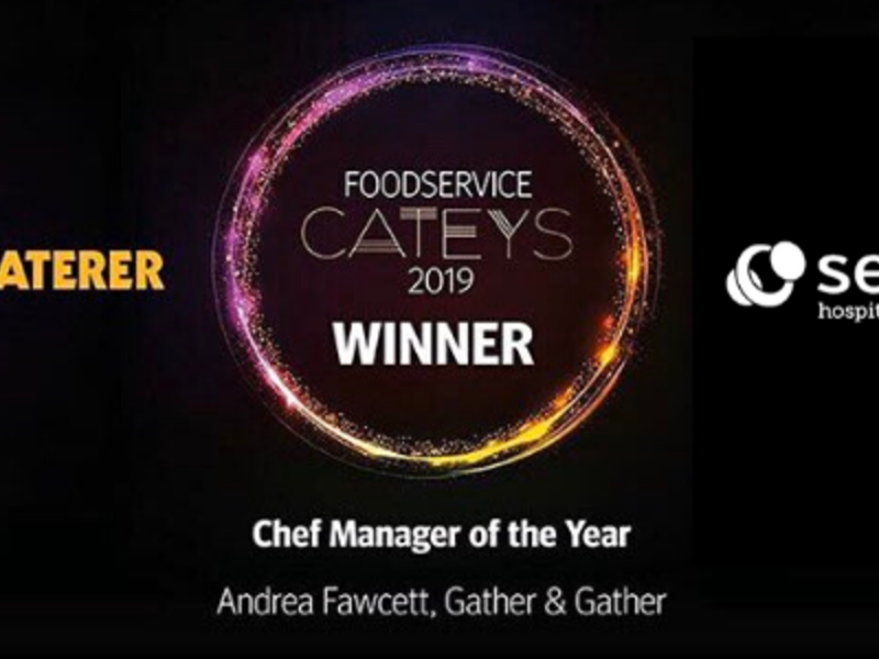 Chef Manager of 2019 Interview Header Image Showing Search Hospitality Logo