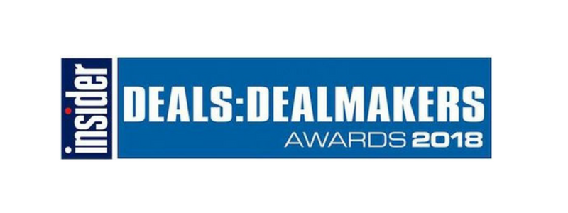 Deals And Dealmakers Awards